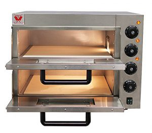 Profi-Pizzaofen für zuhause