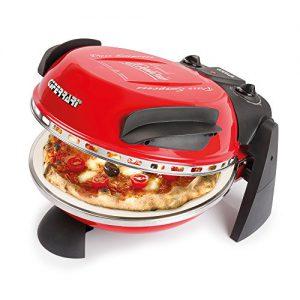 typischer Pizzamaker - Pizzaofen