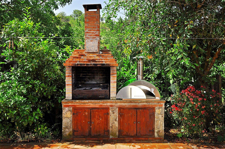 Pizzaofen Garten Die Besten Pizzaöfen Für Ihren Garten